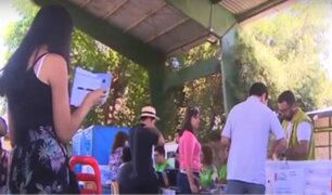 Chile: ciudadanos chilenos respaldan cambiar la Constitución en consulta municipal