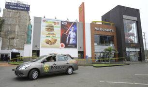 """EEUU: McDonald's afirma que seguridad es una """"prioridad global"""""""