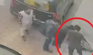 Santa Anita: detienen a hombre que disparó a trabajador de pollería