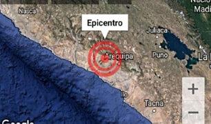 Arequipa: seguidilla de sismos afecta a Caylloma por cuarto día consecutivo