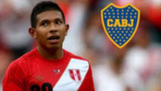 Edison Flores estaría cerca de llegar a Boca Juniors