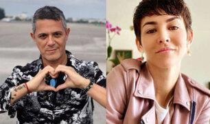 El alentador mensaje de Alejandro Sanz a Anahí de Cárdenas tras su primera quimioterapia