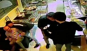 Chorrillos: delincuentes armados asaltan panadería por quinta vez