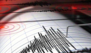 Se registran tres sismos de regular intensidad en Tacna, Piura y Loreto