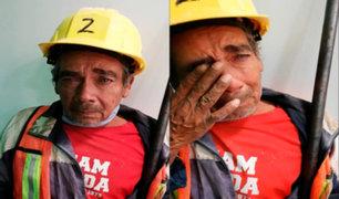 La conmovedora historia de 'Don Beto', un anciano que fue estafado y su caso se volvió viral
