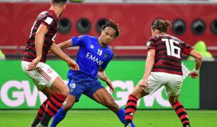 André Carrillo: Al Hilal perdió ante el Flamengo en el Mundial de Clubes