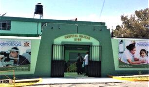 Hospital Militar de Arequipa: 5 oficiales implicados en compra irregular de equipos
