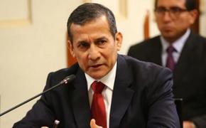 """Humala sobre el Club de la Construcción: """"no me he reunido, yo era el terror de ellos"""""""