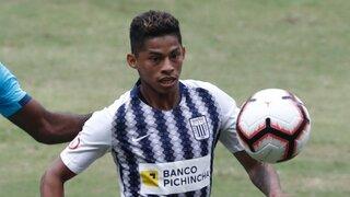 Kevin Quevedo permanecería en Alianza Lima el 2020