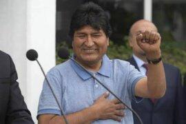 Argentina anula posibilidad de extradición de Evo Morales tras declararlo refugiado