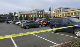 EEUU: sujeto apuñaló a varias personas en centro comercial