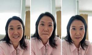 """Keiko Fujimori sobre nuevo pedido de prisión preventiva: """"Es el regalo más perverso que he recibido"""""""
