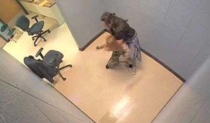 """EEUU: denuncian caso de """"confinamiento solitario"""" en escuela de Illinois"""