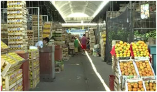 La Victoria: comerciantes anuncian modernización del Mercado Mayorista de Frutas
