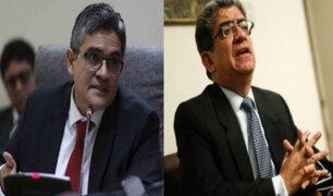 """Sardón: """"Fiscal Pérez distorsionó mi declaración sobre Reflexión Democrática"""""""