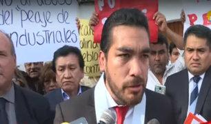La Molina: Alcalde pide retiro de peaje ubicado en Vía de Evitamiento