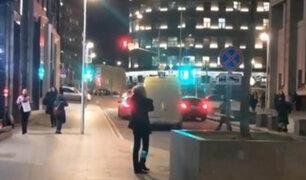 VIDEO: cuatro muertos deja  tiroteo cerca a oficinas de los servicios secretos de Rusia