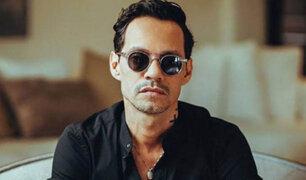 EEUU: se incendió el lujoso yate del cantante Marc Anthony