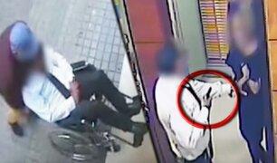 España: delincuente con cáncer terminal robó antes de morir una joyería