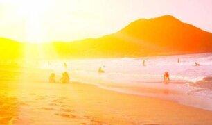 Senamhi: este sábado comienza oficialmente el verano