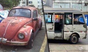 Bono de chatarreo: destinarán 80 millones para renovar parque automotor