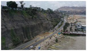 Costa Verde: aguas subterráneas estarían afectando acantilados