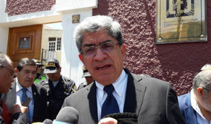 Magistrado José Luis Sardón: cuestionan presunto conflicto de intereses