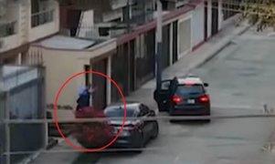 Pueblo Libre: hombre es asaltado en la puerta de su casa