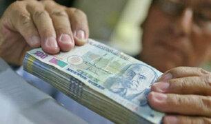 Los que ganen menos de S/2,150 al mes no pagarán impuestos el 2020