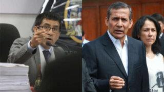 Ollanta Humala: Poder Judicial rechazó archivar caso aportes de Venezuela