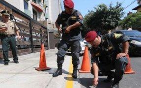 Capturan a delincuentes que robaron cables y dejaron sin Internet a 150 familias