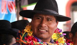 Caso Aymarazo: Walter Aduviri deberá cumplir pena de seis años de prisión