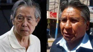 INPE inicia proceso administrativo contra Alberto Fujimori por llamar a excandidato
