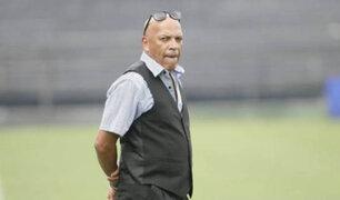 Roberto Mosquera dejó la dirección técnica de Deportivo Binacional