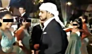 Yaqoob Mubarak: millonario árabe demuestra sus grandes dotes para bailar cumbia