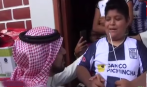 Cañete: empresario árabe se comprometió a pagar operación de niño con parálisis cerebral