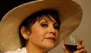Ofelia Lazo: primera actriz peruana dejó de existir a los 83 años