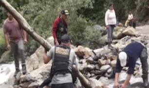 Cusco: turista mexicano desapareció tras caer a río