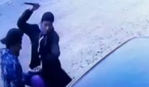 Áncash: ladrones que acuchillaron a joven serían extranjeros