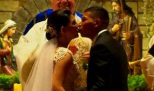 Elegancia y nuevos 'looks' en la boda de Orejita Flores y Ana Siucho