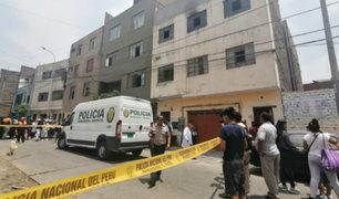 Feminicidio en El Agustino: se entregó uno de los polícias que demoró en auxiliar a víctima
