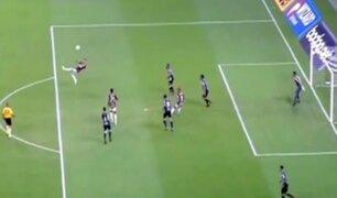 [VIDEO] Este el mejor gol de chalaca del 2019