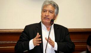 Elecciones 2020: JEE excluye a Virgilio Acuña por no consignar proceso penal