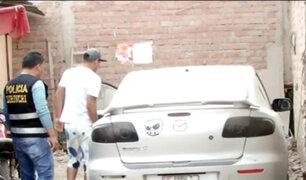 SMP: extorsionadores pedían 7 mil soles por entregar vehículo robado