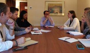 Elecciones 2020: observadores de la Unión Europea llegan este jueves a Perú