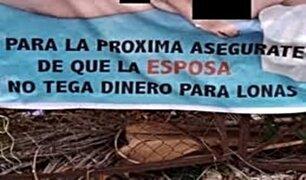 México: mujer exhibe fotografía íntima de la amante de su esposo