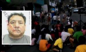 Independencia: sujeto que atropelló a dos niñas en chocolatada sí estaba ebrio