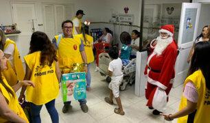Puertas de Emergencia: iniciativa ayuda a familiares de pacientes que esperan en hospitales