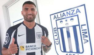 Josepmir Ballón es nuevo jugador de Alianza Lima para el 2020