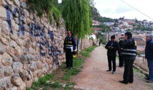 Cusco: dañan muro inca de la ruta del Qhapaq Ñan